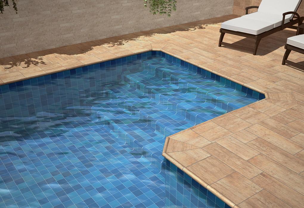 Pool Porc. Indigo - Rioja Laguadia