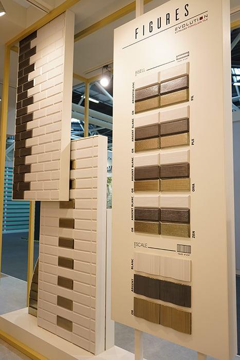 La colección Bisell de Natucer, un producto precioso para revestimiento.
